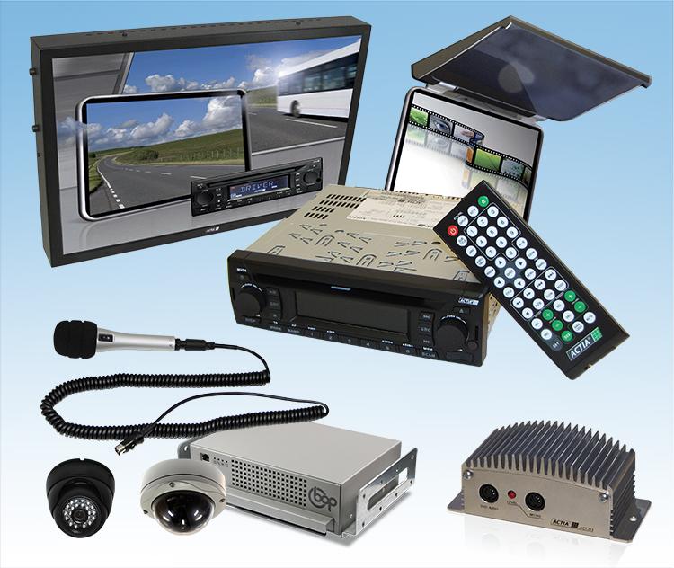 Přejít na stránku: Palubní elektronika